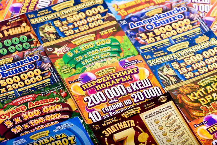 моментальные лотереи америки