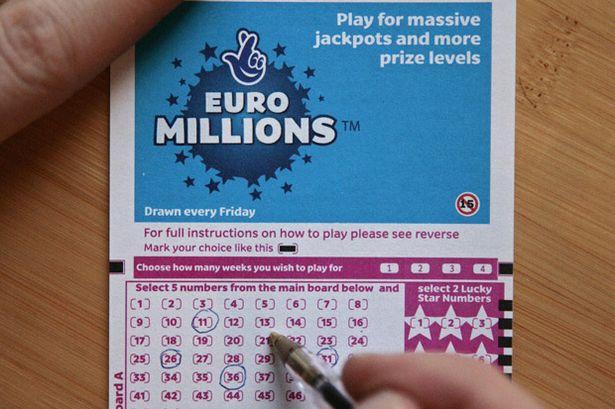 Великобританская Лотерея «EuroMillions»
