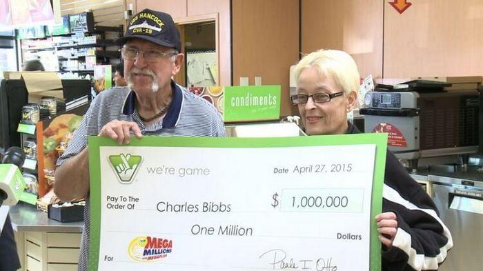 Чарльз Биббс вместе со своей женой Деборой несколько лет принимали участие в лотерее Mega Millions